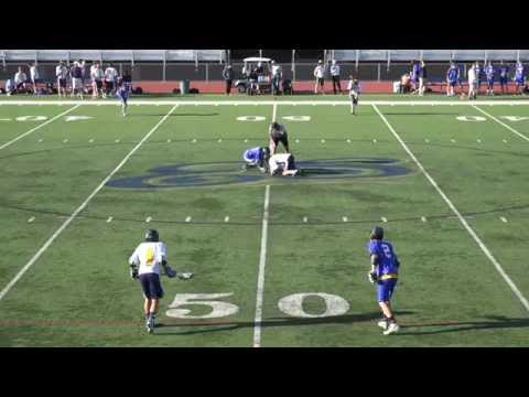 Santa Monica High Varsity LAX vs. El Segundo High Mar 27th