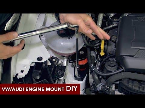 VW/Audi Engine Mount DIY (MK7 GTI, Golf R, A3, S3)