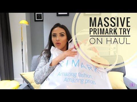 PRIMARK BACK AT IT AGAIN! MASSIVE PRIMARK TRY ON HAUL