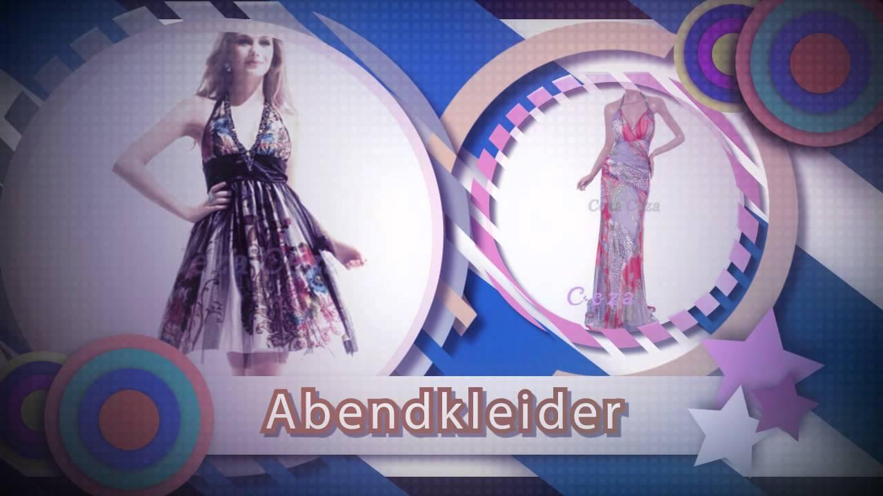Sommerkleider - Festkleider & Knielange Kleider