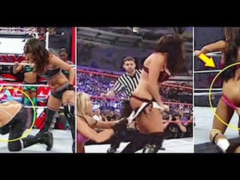 You tell. wwe diva melina perez wardrobe malfunction what