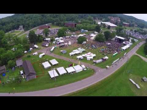 Nelsonville Music Festival 2016