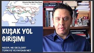 KUŞAK YOL GİRİŞİMİ ( OBOR ): Asya