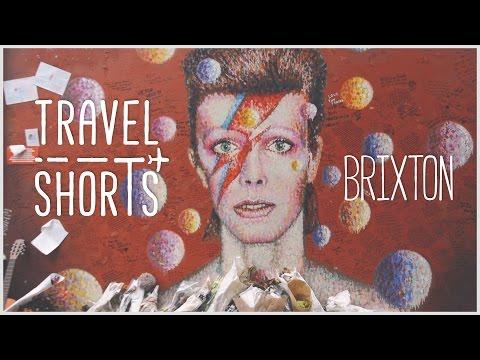Travel Shorts - Brixton