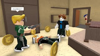 ROBLOX Murder Mystery 2 Funny Moments (BOX)