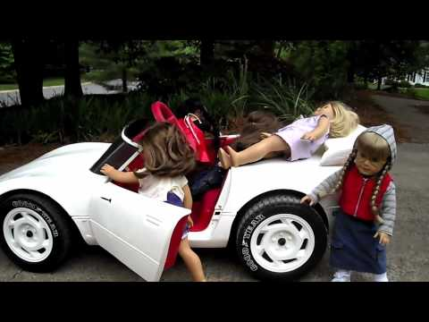 american girl doll drunk driving video...best part at the end!