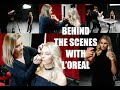 BEHIND THE SCENES VIDEO SHOOT | VLOG | RACHAEL BROOK
