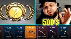 Komplett neues Gamble SPIEL! 😱 - 500 $ auf CSGOatse