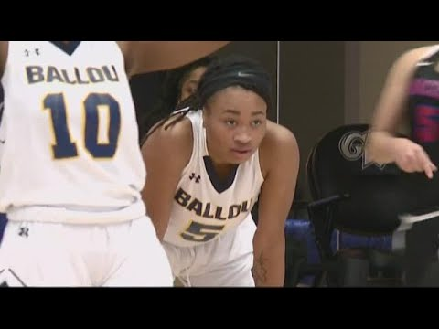 Ballou High School's Tajha Jackson : Mother, Baller, Overcomer