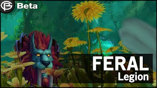 feral druid complete preview legion