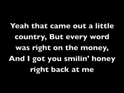 Honey Bee - Blake Shelton (LYRICS!)