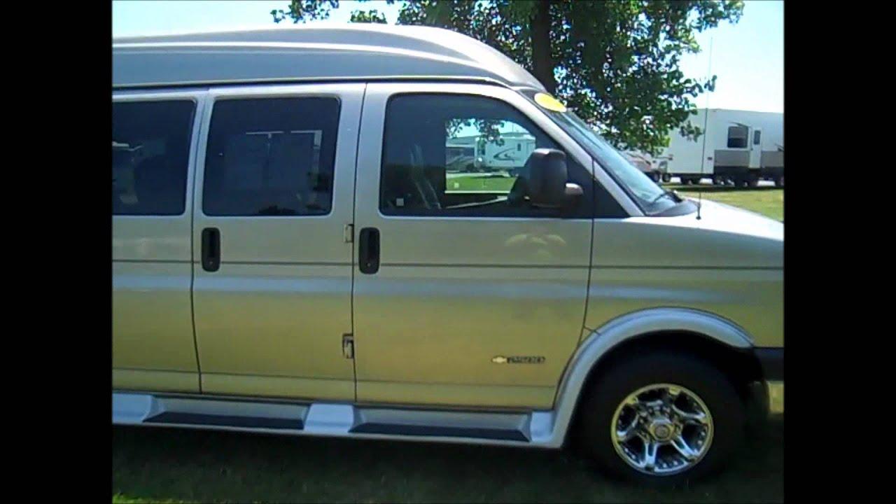 2004 Chevrolet Conversion Van 9 Passenger Cobra 9 ...