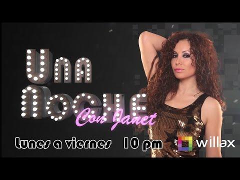 """Una Noche con Janet - MAR 11 - GRUPO 5 """"EL RITMO DE MI CORAZÓN"""" - Parte 1/7"""