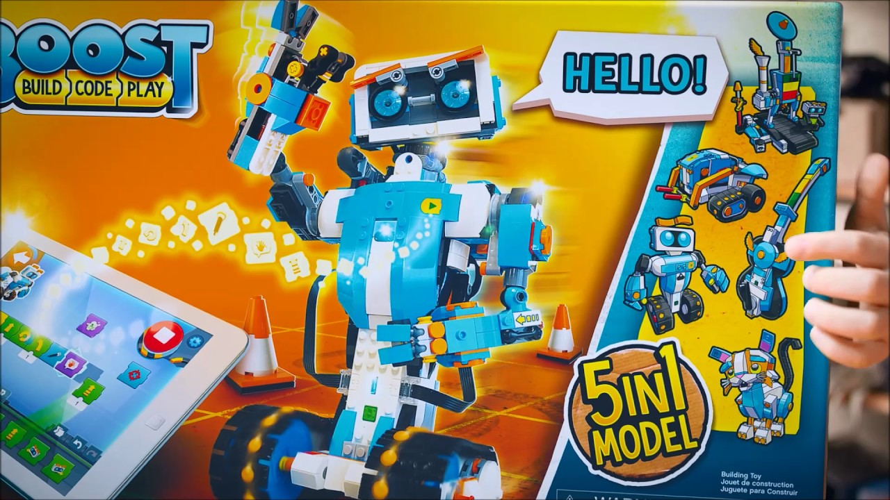 17101 LEGO Boost Creative Toolbox