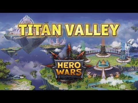 Titan Valley | Hero Wars