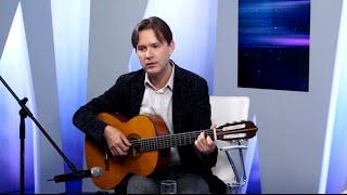 Олег Погудин 'Капризная, упрямая' («За кадром» 05.07.15)