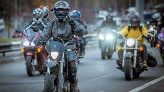 Мой мотосезон 2014 на BM Motard 250 ⁄ My moto season 2014 on BM Motard 250