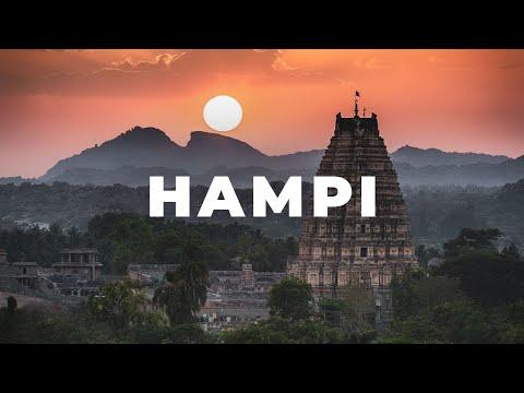 Hampi Temple, Karnataka - Little Adventure - Around Bangalore