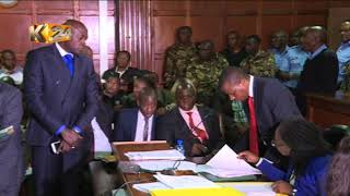 NYS puzzling revelation : Lead investigator, Mike Muia, accused of conflict of interest