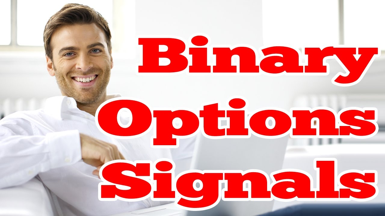 Binary options signal push