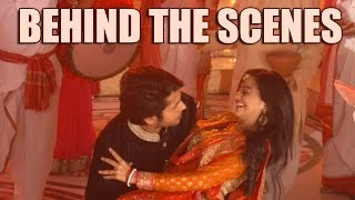 Behind the scenes | From the sets of Swaragini