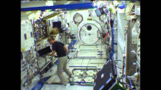 Space Station Live: May 31, 2013