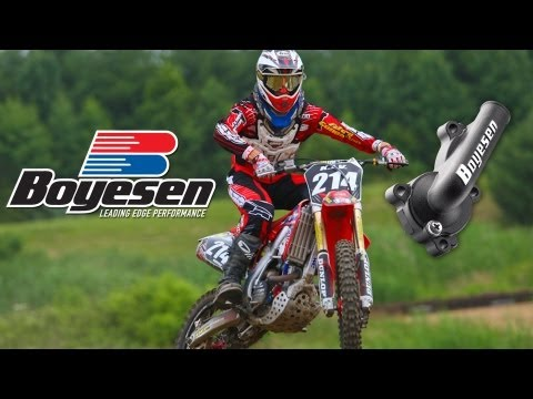 IN DEPTH: Boyesen Supercooler featuring Kenny Venarchick (MXPTV)