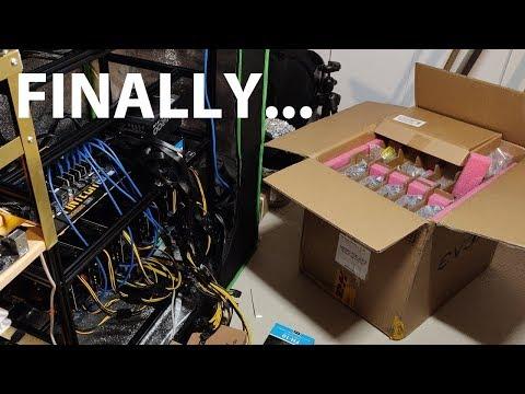 12 GPU Mining Rig Condo PROJECT! Part 6