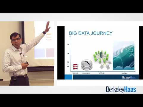 Roopesh Varier American Express Lecture 04/16/16 Data Science Speakers