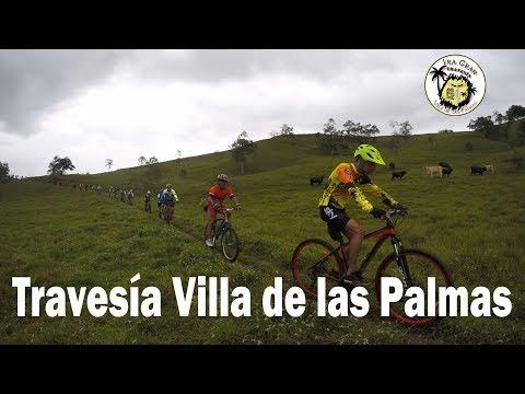 Travesía Villa de Las Palmas || Una aventura MTB con A Toda Biela Palmira