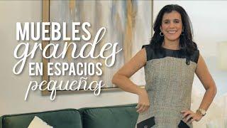 Gambar cover MUEBLES GRANDES EN CASAS PEQUEÑAS