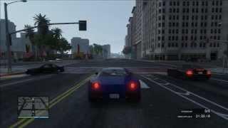 GTA V   Custom Race LO STRUSCIO Daytime by MaxxLegend   Ps3 HD 5   Epica Gara custom con trabocchett