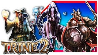 ●🎮 Trine 2: Complete Story 【 PC Steam Gameplay - First Minutes】