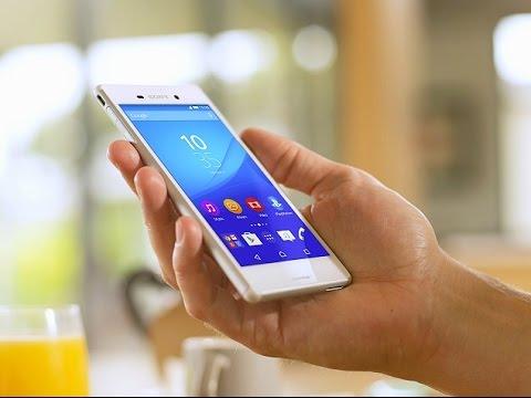 استعراض للهاتف المحمول Sony Xperia M4 Aqua
