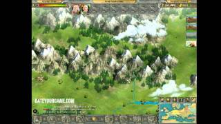 Knights of Honor Gameplay
