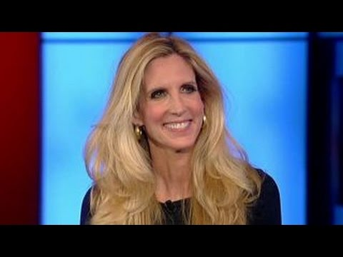 Ann Coulter: The border wall is the 'great unifier'