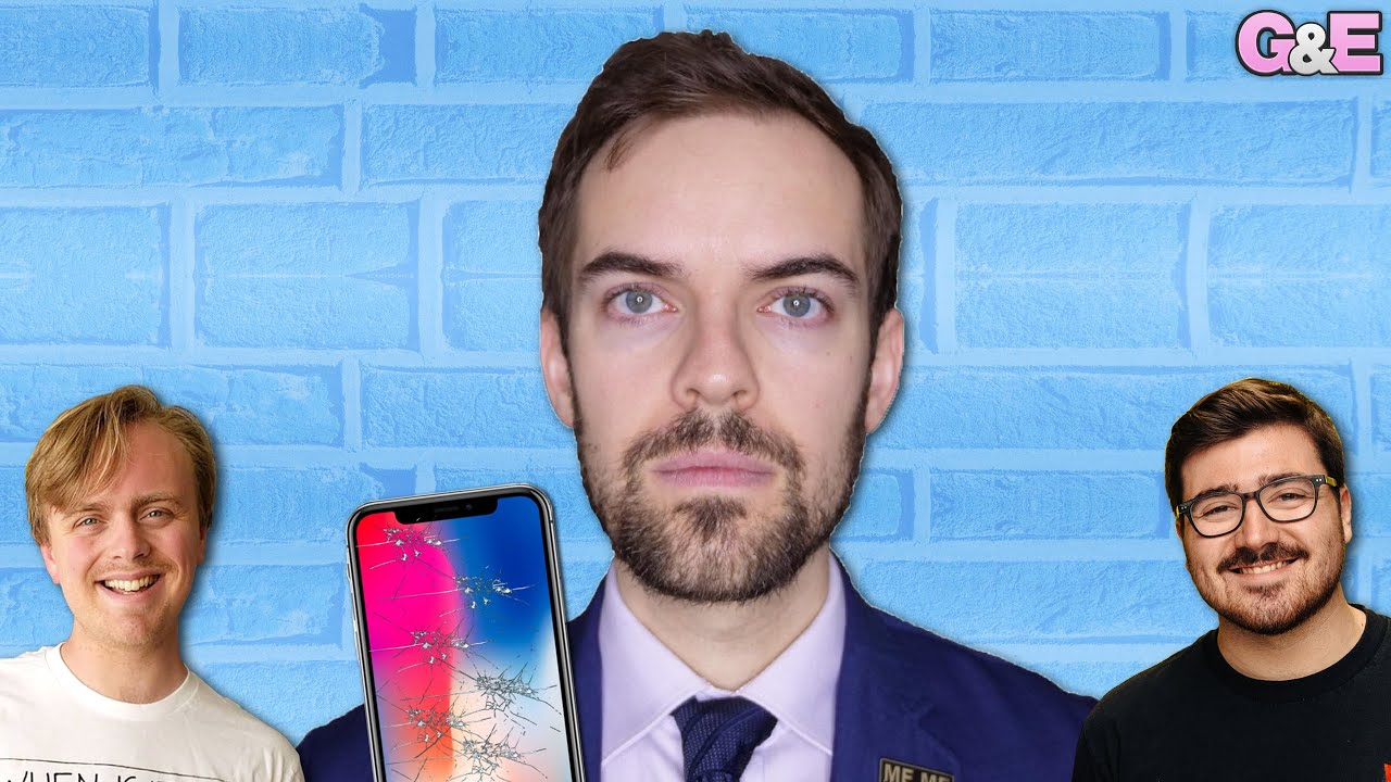 Jacksfilms Broke His Phone in the Ocean - The Gus & Eddy & Jacksfilms Podcast