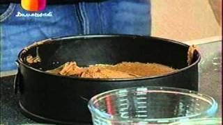 Шоколадный торт(Видео-рецепт от Александра Селезнева: Шоколадный торт. Передача