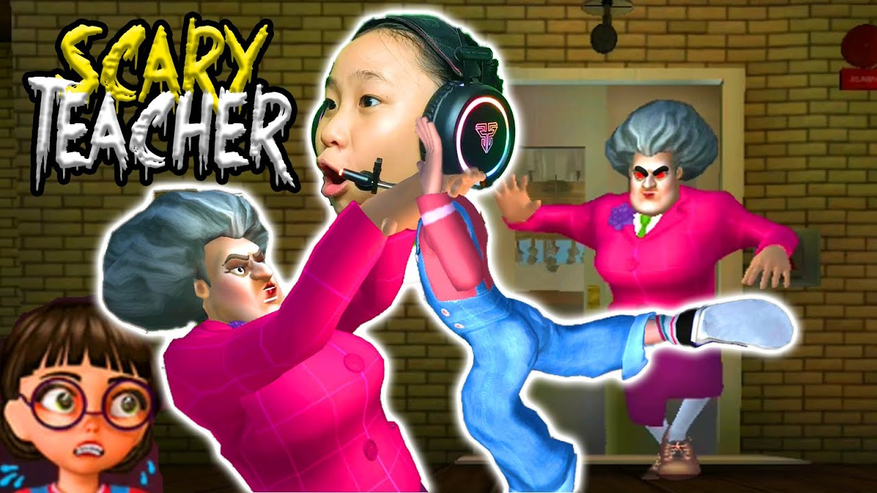 Download Scary Teacher 3D New Levels - Gameplay Walkthrough - Let's Play Scary Teacher 3D!!!
