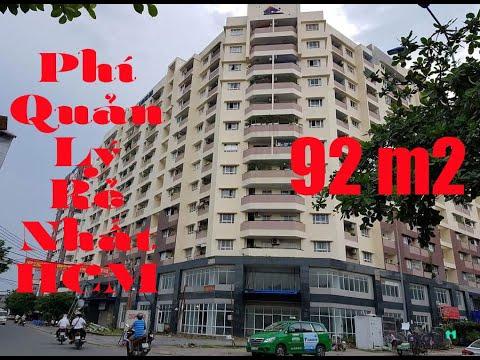 Căn hộ Gò Vấp 92 m2 _chung cư Khang giá cưc hời