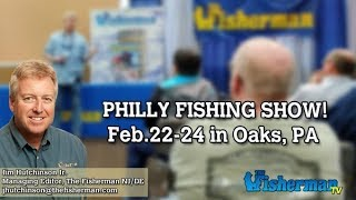 February 21, 2019 New Jersey/Delaware Bay Fishing Report with Jim Hutchinson, Jr.