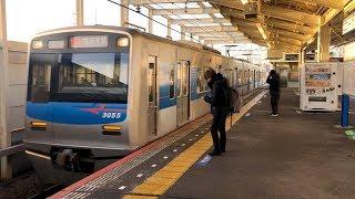 Япония, как она есть. Зимний Токио и дорога до Нариты