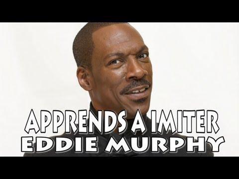 Apprends à imiter Eddie Murphy