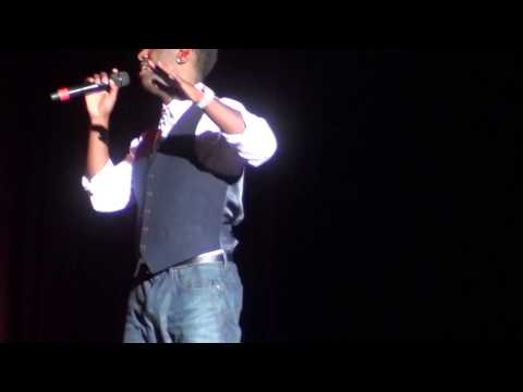 Boyz II Men One more dance LIVE!!! (Moscow. 2012)
