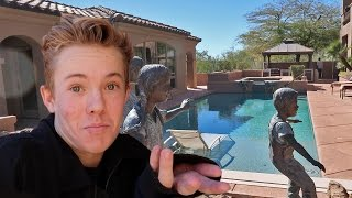 KICKED OUT OF MANSION PARTY! thumbnail