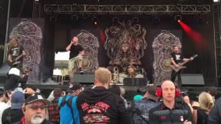 Meshuggah - Swarm - (Live @ Chicago Open Air 7/15/16)