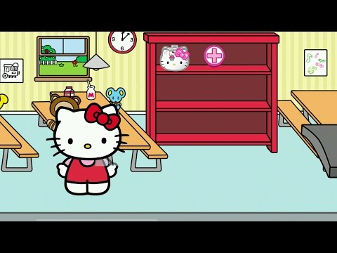 Hello Kitty Lunchbox Android Gameplay