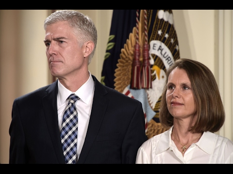 5 Things to Know About Trump's Supreme Court Nominee Neil M  Gorsuch