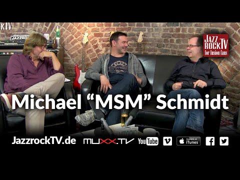 JazzrockTV #101 MSM Schmidt – Utopia