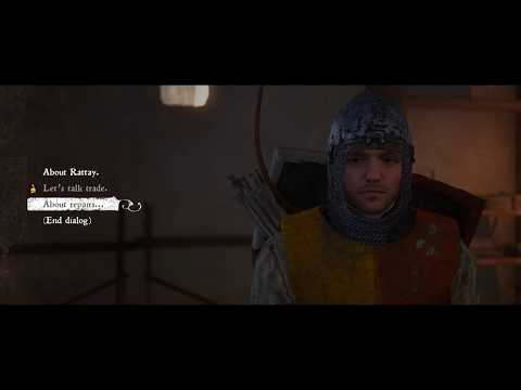 Kingdom Come  Deliverance - 50+ Minutes of Bartering and Upgrading